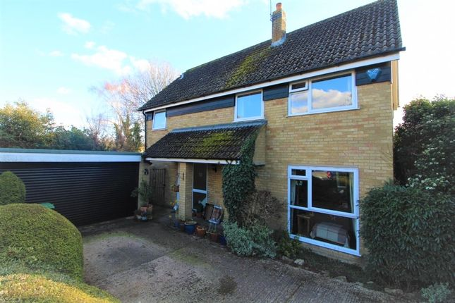 Thumbnail Detached house for sale in Malting Close, Stoke Goldington, Newport Pagnell, Buckinghamshire