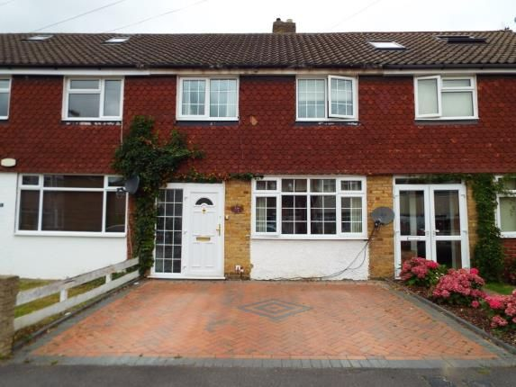 Thumbnail Terraced house for sale in Clayhall, Essex
