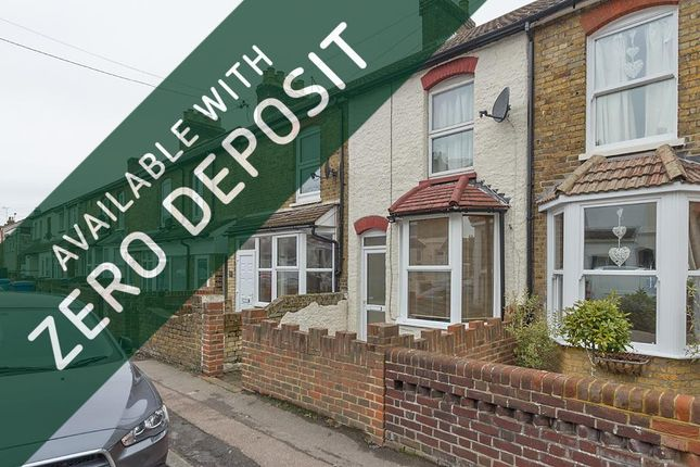 Thumbnail Terraced house to rent in Bayford Road, Sittingbourne