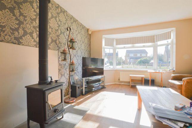 Living Room of Church Street, Northborough, Peterborough PE6