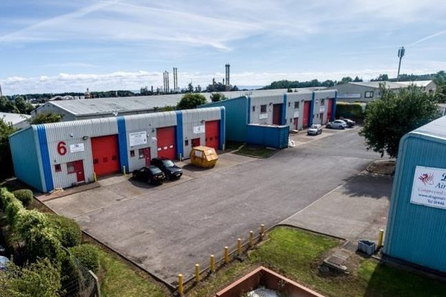 Thumbnail Industrial to let in Priority Business Park, Barry