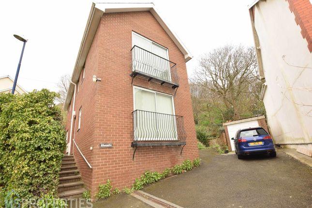 Thumbnail Flat to rent in Rhandir, North Road, Aberystwyth