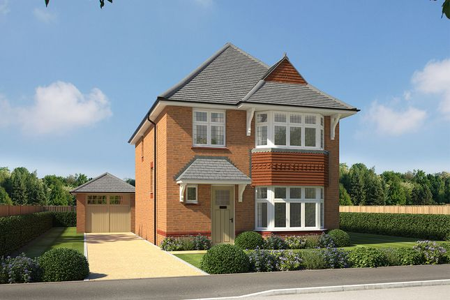 "Thumbnail Detached house for sale in ""Stratford Lifestyle"" at Haverhill Road, Little Wratting, Haverhill"
