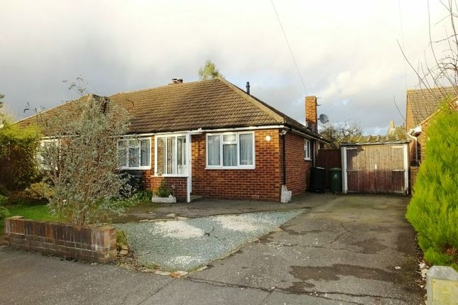 Thumbnail Semi-detached bungalow for sale in Kingfield Gardens, Woking