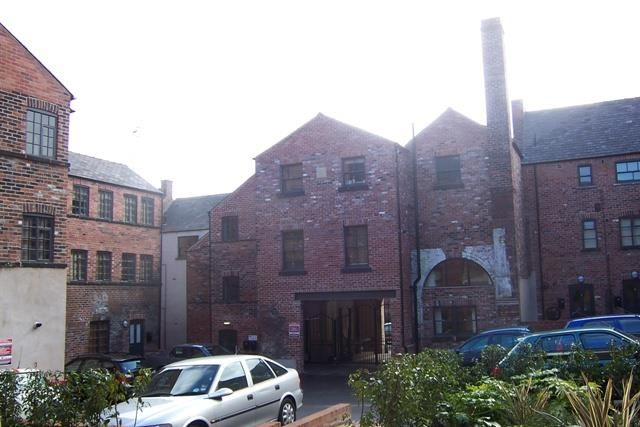 Thumbnail Property to rent in Cutlery Works, Lambert Street, Sheffield