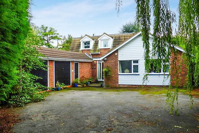 Thumbnail Detached bungalow for sale in Ramble Close, Inkberrow, Worcester