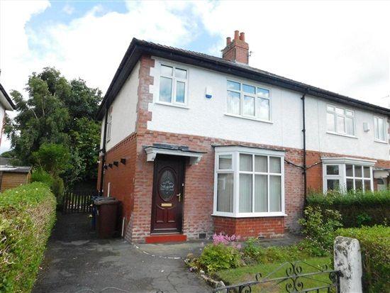 Thumbnail Property to rent in Woodville Road, Penwortham, Preston