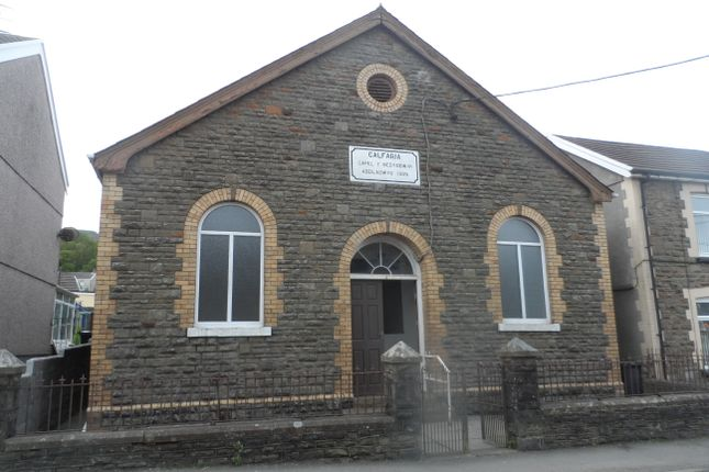Thumbnail Leisure/hospitality for sale in High Street, Cwmgwrach