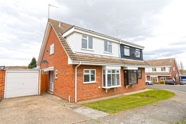 3 bed semi-detached house for sale in Asquith Gardens, Thundersley, Benfleet SS7