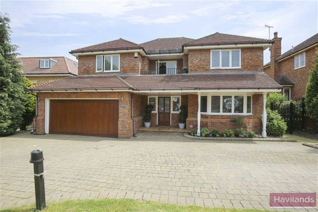 Thumbnail Detached house for sale in Burton Lane, Goffs Oak, Goffs Oak