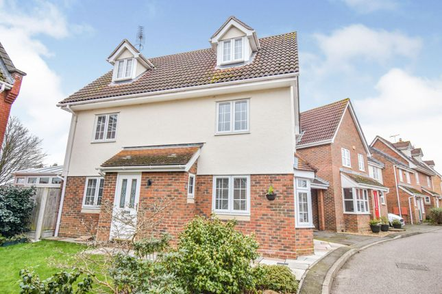4 bed detached house for sale in Crushton Place, Chelmsford CM1