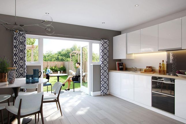 Kitchen Pic 1 of Millfields, Hackbridge CR4