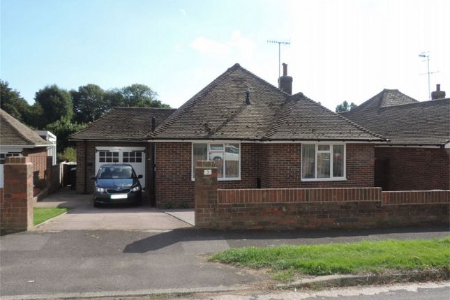 Thumbnail Detached bungalow for sale in Clinch Green Avenue, Bexhill On Sea, East Sussex