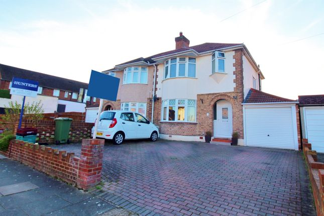 Thumbnail Semi-detached house for sale in Swaylands Road, Upper Belvedere, Kent