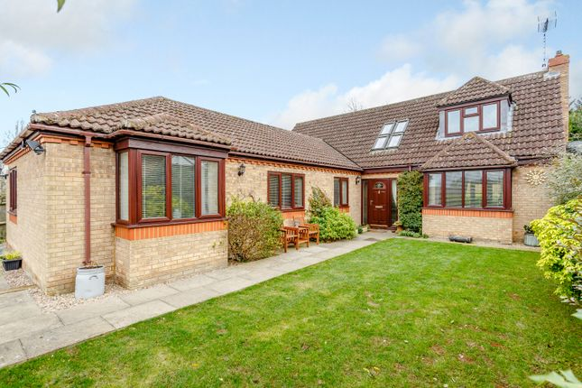 Thumbnail Detached house for sale in High Street, Little Addington, Kettering