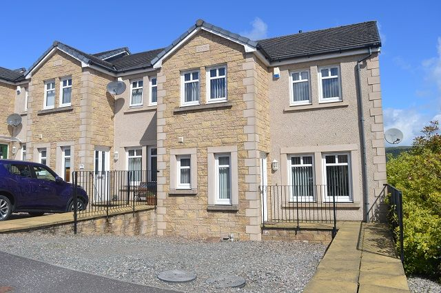 3 bed semi-detached house to rent in Ashfield Gardens, Kelty, Fife KY4