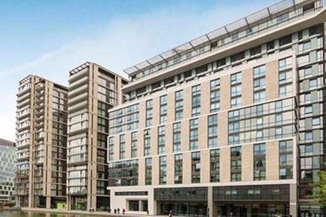 Thumbnail Flat to rent in Merchant Square, London