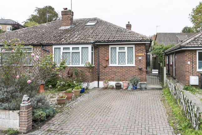 Thumbnail Bungalow for sale in Frog Lane, West Malling