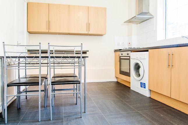 Kitchen of Desborough Close, Paddington, Central London W2