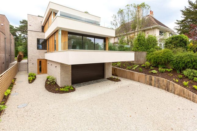Thumbnail Detached house for sale in Brudenell Avenue, Canford Cliffs, Poole