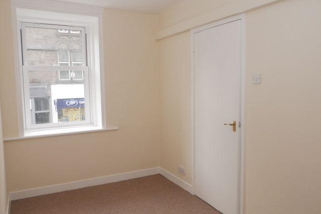 Bedroom of High Street, Hawick TD9