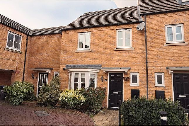 Thumbnail Terraced house for sale in Oulton Road, Rugby