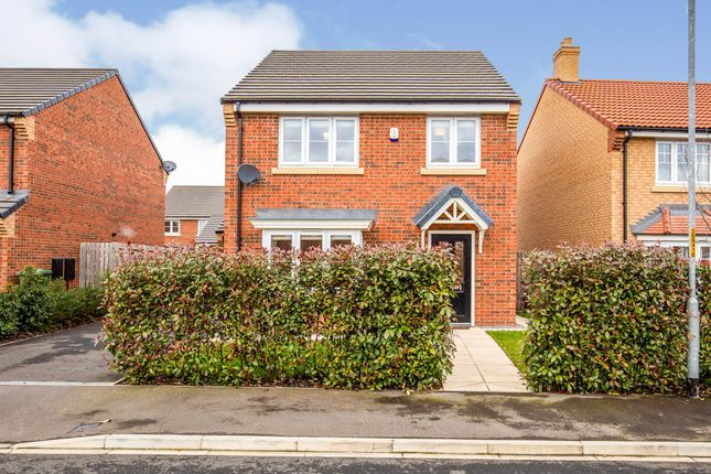 Thumbnail Detached house for sale in Sumburgh Close, Eaglescliffe, Stockton-On-Tees, Durham