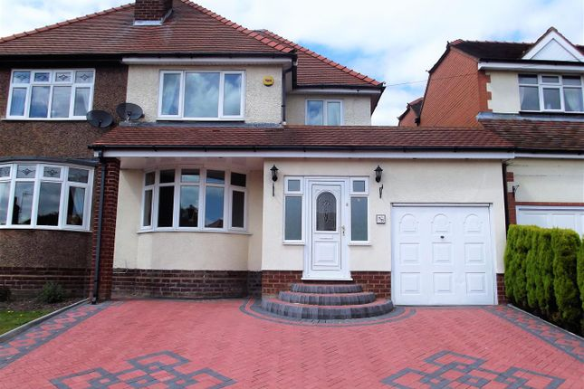 Thumbnail Semi-detached house to rent in Lower Road, Hednesford, Cannock
