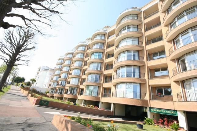 Thumbnail Flat for sale in Rustington Court, St. Johns Road, Eastbourne, East Sussex