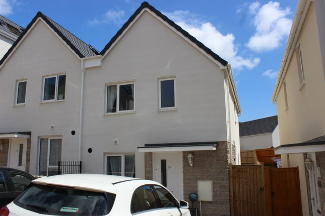 Thumbnail Semi-detached house for sale in Ash Grove, Plymouth