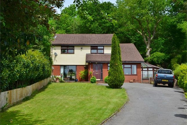 Thumbnail Detached house for sale in Croft House, Church Street, Machen, Caerphilly