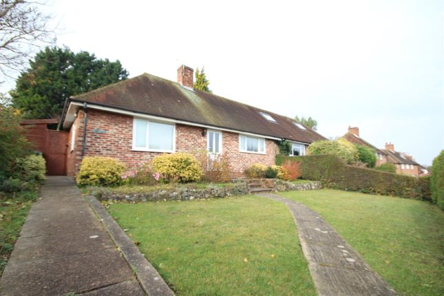 Thumbnail Bungalow to rent in Curling Vale, Guildford