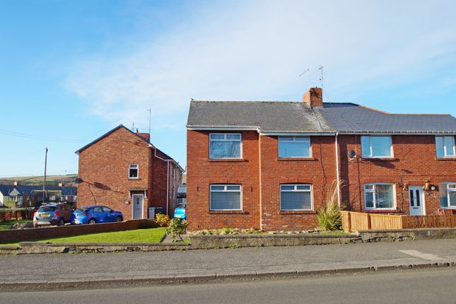3 bed semi-detached house for sale in Finings Avenue, Langley Park, Durham DH7