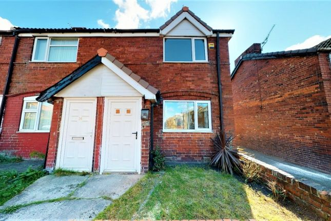 3 bed end terrace house to rent in Margaret Street, Maltby, Rotherham S66