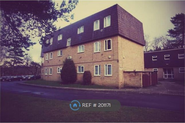 Thumbnail Flat to rent in Owlsmoor, Sandhurst