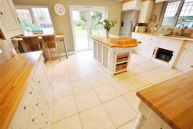Thumbnail Detached house for sale in Blackmore Road, Hook End, Brentwood, Essex