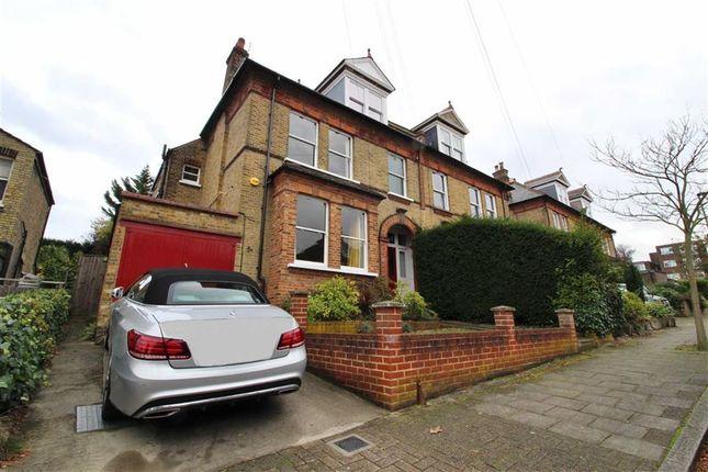 Thumbnail Semi-detached house for sale in Manor Grove, Beckenham