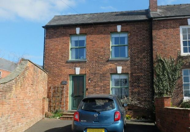 Thumbnail Semi-detached house for sale in The Homend, Ledbury
