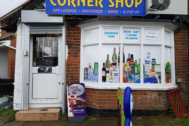 Thumbnail Retail premises for sale in Alverstone Avenue, East Barnet