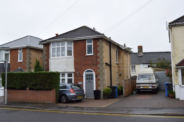 Thumbnail Detached house to rent in Britannia Road, Parkstone, Poole