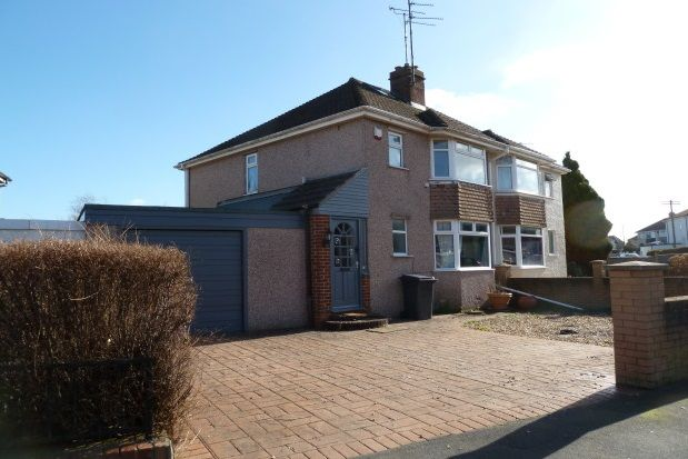 Thumbnail Property to rent in Rodney Crescent, Filton, Bristol
