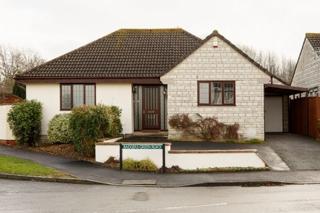 Thumbnail Bungalow to rent in Badgers Green Road, Street