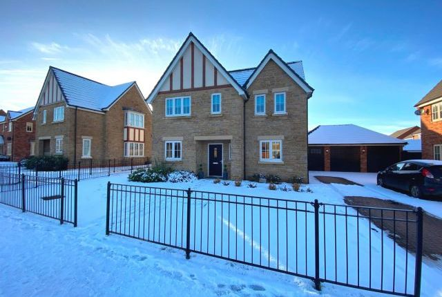 4 bed detached house for sale in Home Farm Drive, Buckton Fields, Northampton NN2