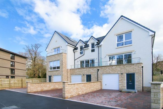 Thumbnail Terraced house for sale in Barnton Grove, Barnton, Edinburgh