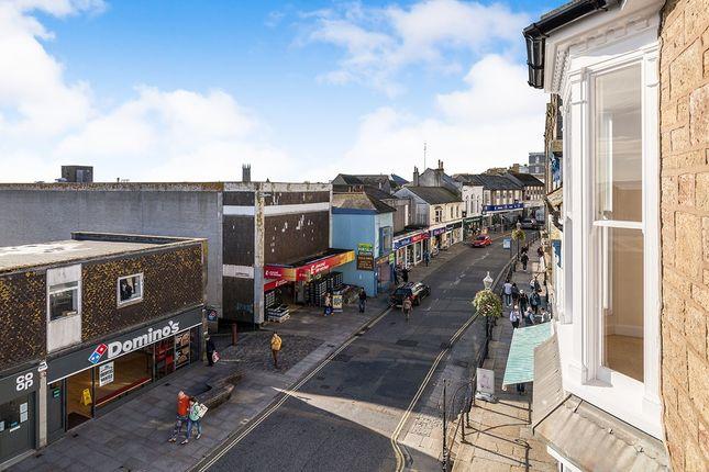 2 bedroom flat for sale in Market Jew Street, Penzance, Cornwall