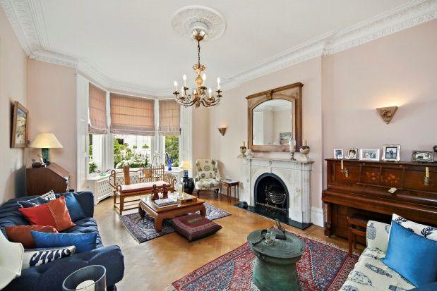 Thumbnail Flat to rent in Argyll Road, Kensington