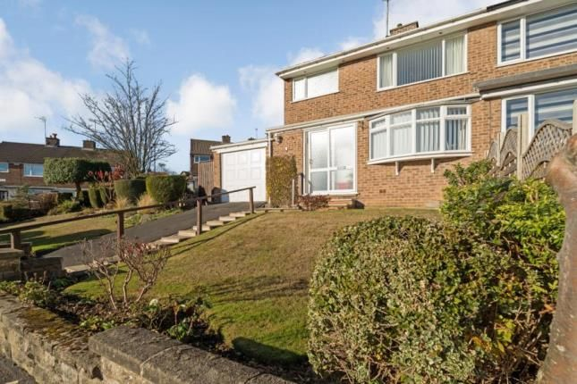 Thumbnail Semi-detached house for sale in Hallamshire Road, Sheffield, South Yorkshire