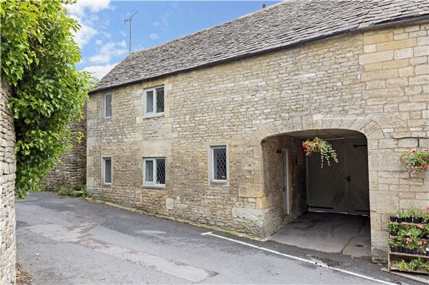 Thumbnail Cottage for sale in Old George Coach House, High Street, Bisley, Stroud, Gloucestershire