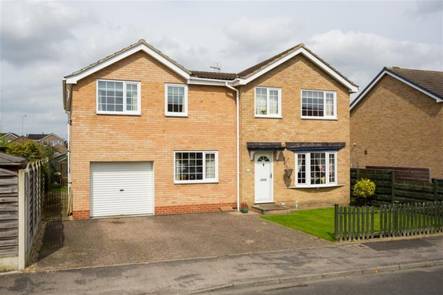 Thumbnail Detached house for sale in Forestgate, Haxby, York