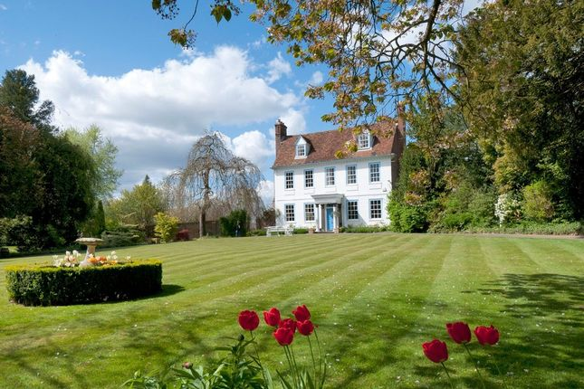 Thumbnail Country house for sale in Manor Lane, Hollingbourne, Maidstone
